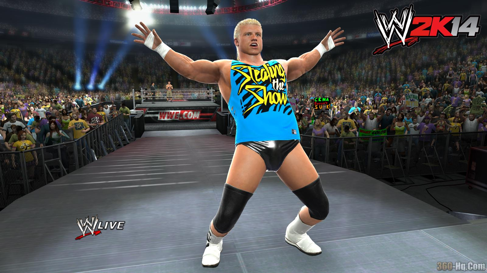 WWE 2K14 Screenshot 28513