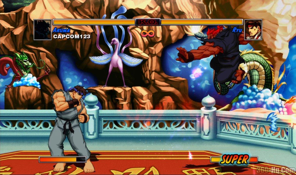 Super Street Fighter II Turbo HD Remix Screenshot 4416