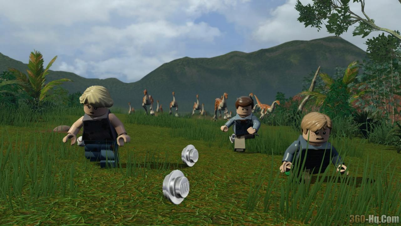 LEGO Jurassic World Screenshot 30671
