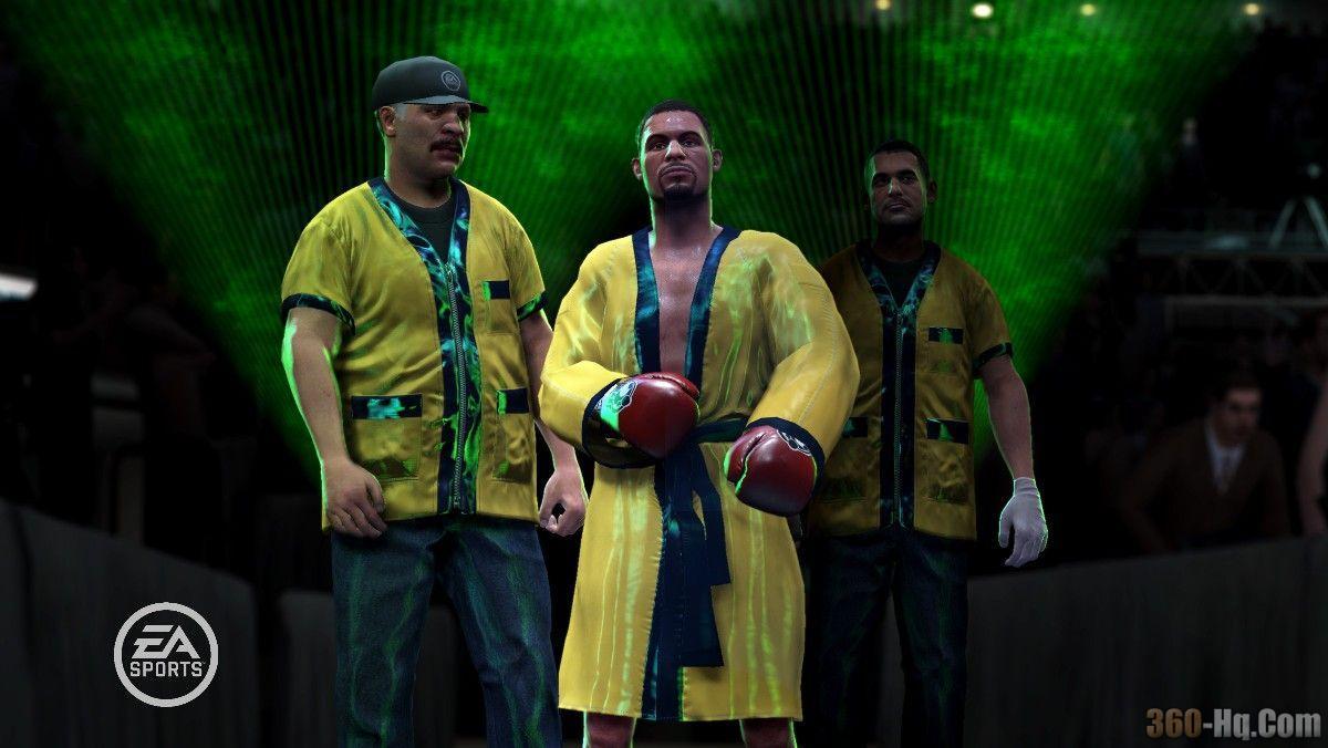 Fight Night Round 4 Screenshot 5822
