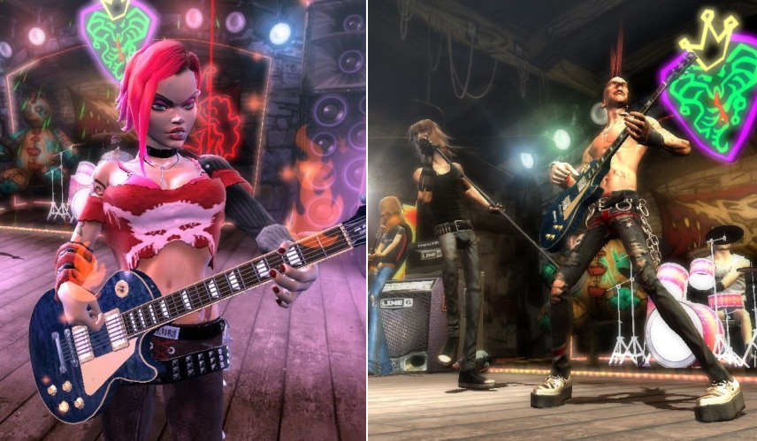 Guitar Hero III Screenshot 2812