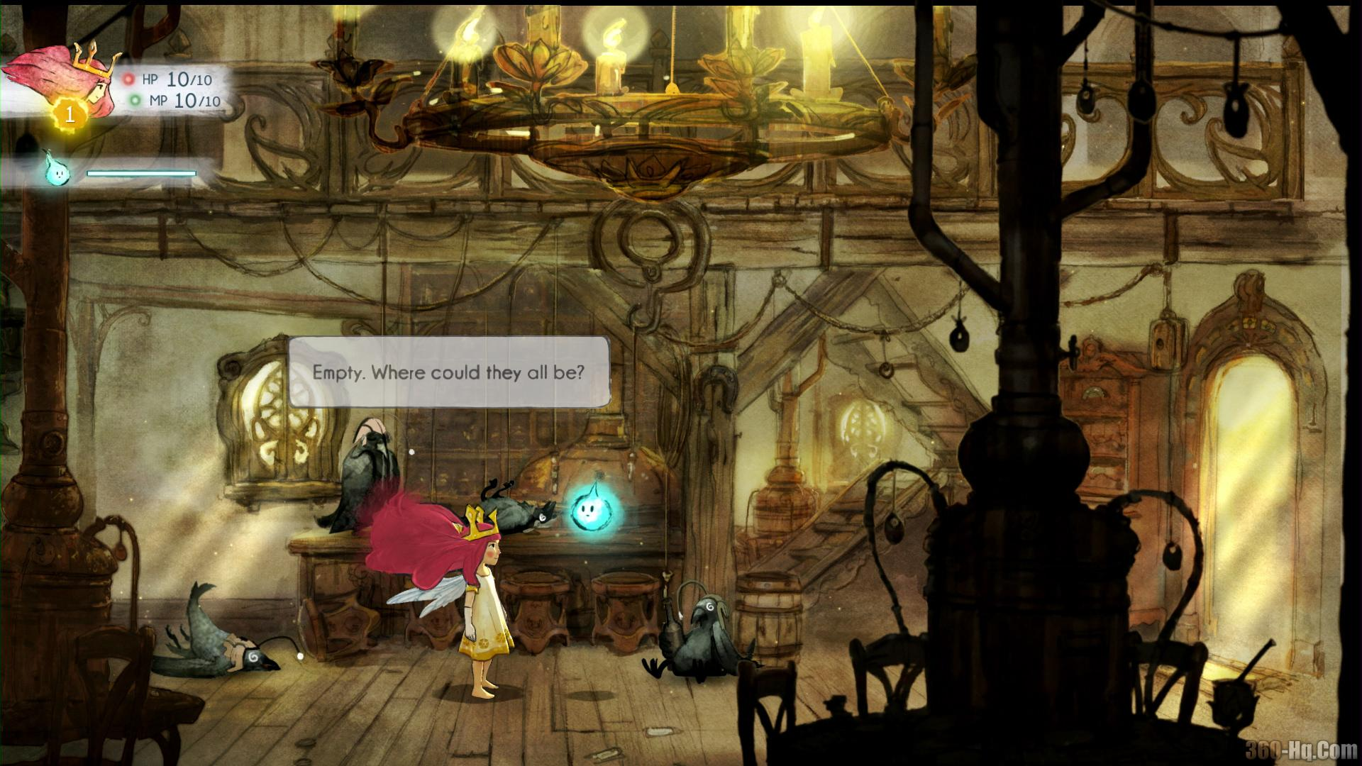 Child of Light Screenshot 29553