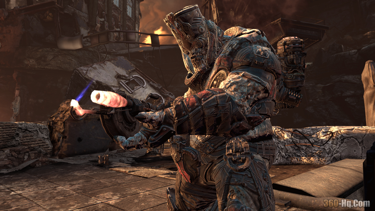 Gears of War 2 Screenshot 4769