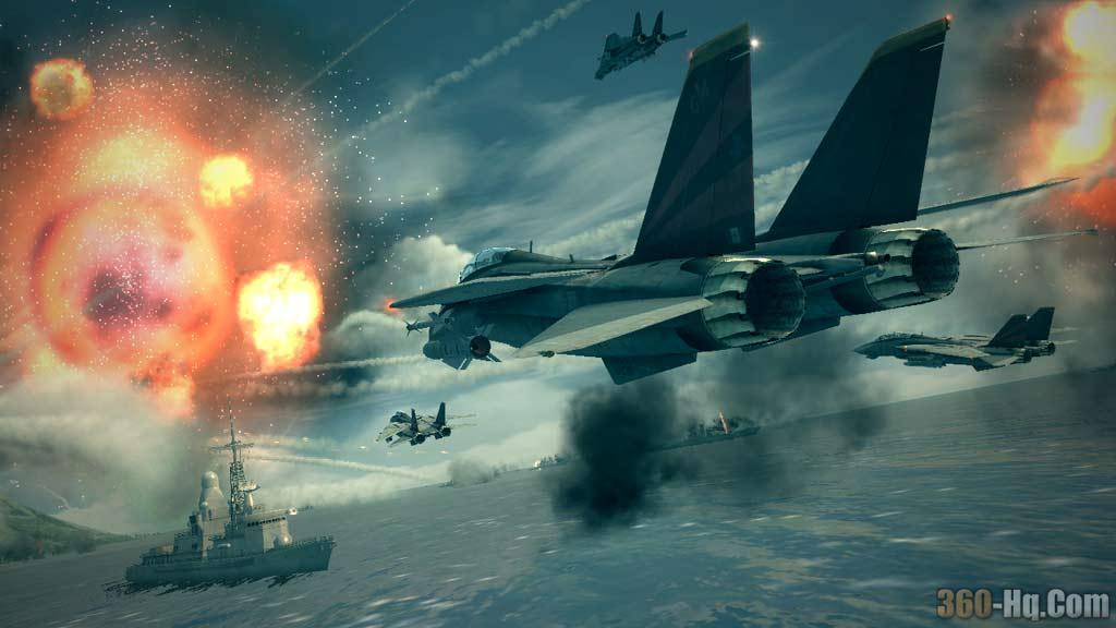 Ace Combat 6 Screenshot 8427