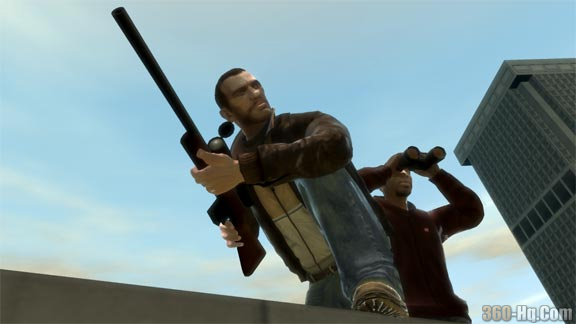 Grand Theft Auto IV Screenshot 3560