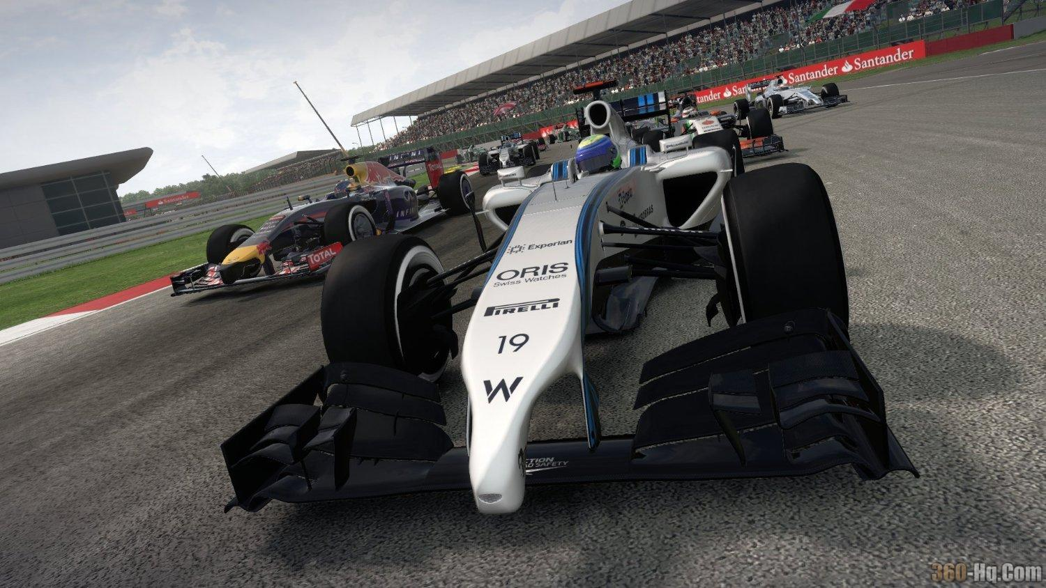 F1 2014 Screenshot 30376
