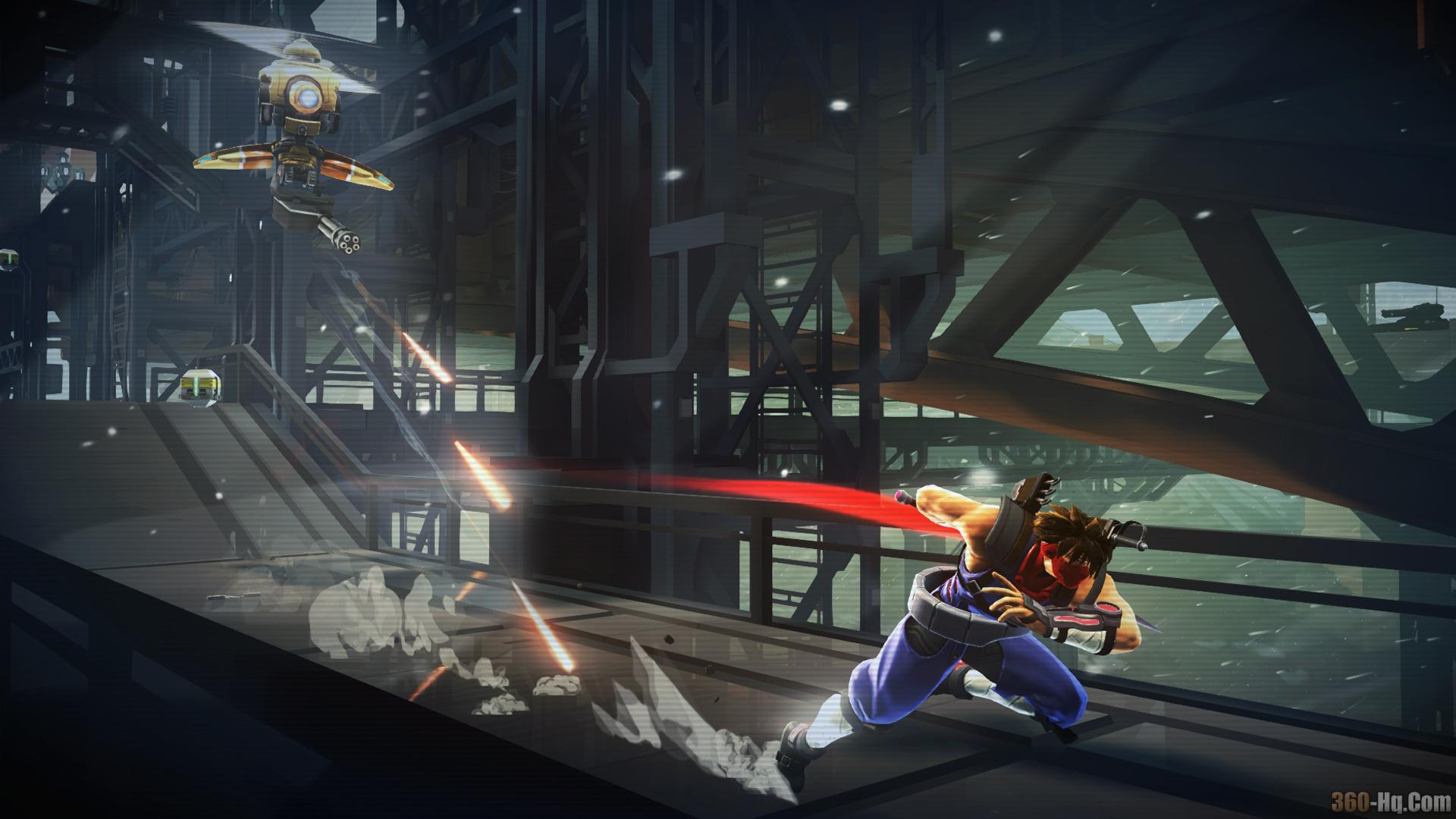 Strider Screenshot 28686