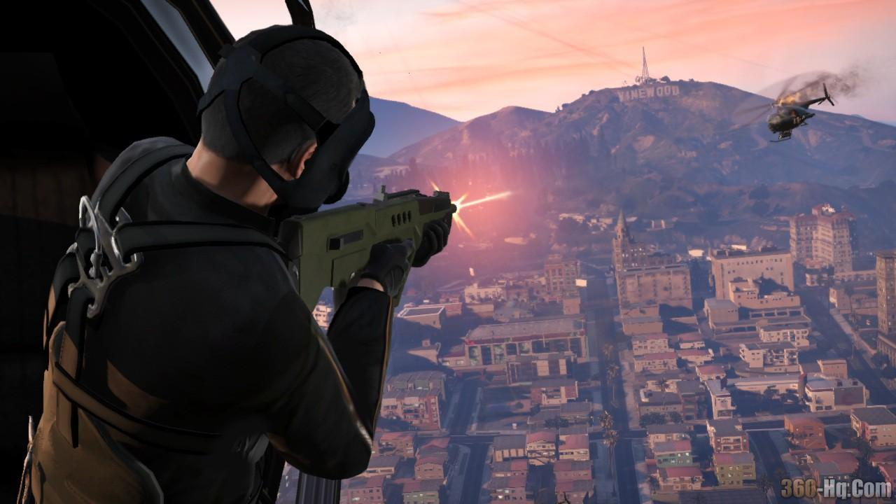 Grand Theft Auto V Screenshot 26019
