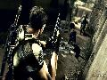 Resident Evil 5: Refinery Gameplay